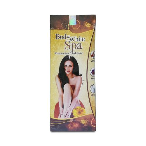 Spa Whitening & Body Lotion 180ml