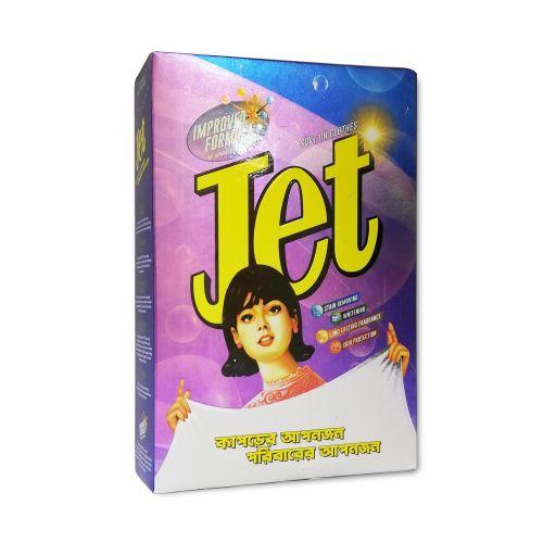 Jet Improved Formula Detergent Powder 500g