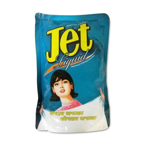 Jet Liquid Detergent Pack 600ml