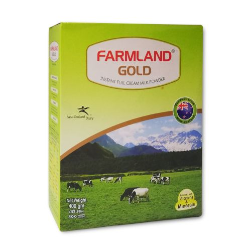 Farmland Gold Instant Full Cream Milk Powder 400g