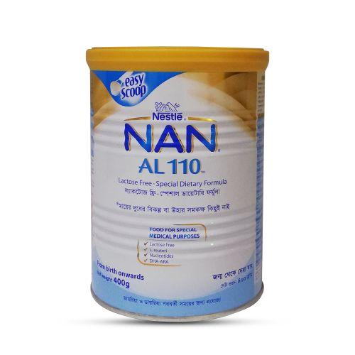 Nestle NAN AL 110 Special Dietary Formula 400g