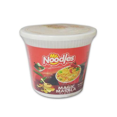 Mr Noodles Cup Noodles Magic Masala 40g