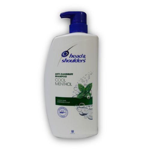 Head & Shoulders Cool Menthol Anti-Dandruff Shampoo 1 Ltr