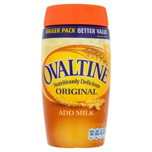 Ovaltine Original Add Milk Jar 500g