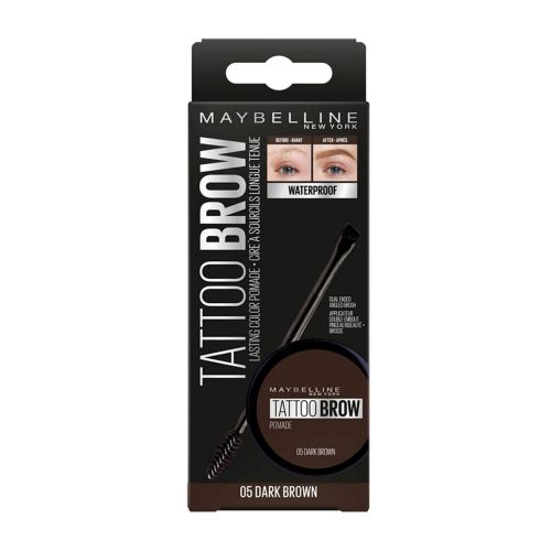 Maybelline New York Tattoo Brow Pomade Pot 05 Dark Brown