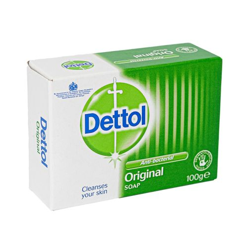 Dettol Anti Bacterial Original Soap 100g