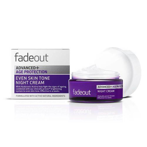 Fadeout Advanced Night Cream 50ml