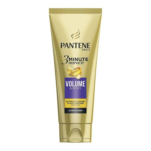 Pantene 3 Minute Miracle Pro-V Volume & Body Conditioner 200ml