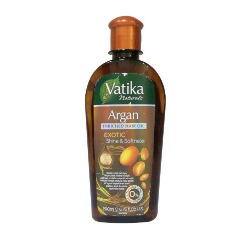 Vatika Exotic Argan Enriched Hair Oil 200ml