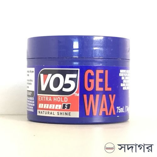 Vo5 Extreme Style Gel Wax 75ml