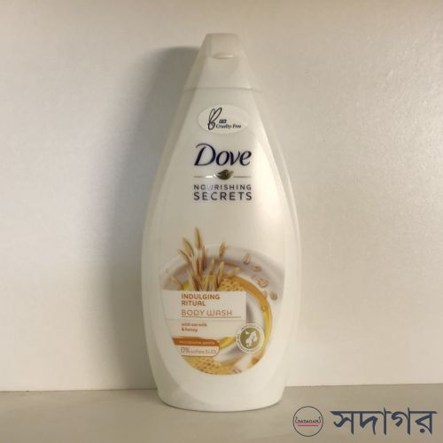 Dove Nourishing Secrets Indulging Ritual Body Wash 450ml