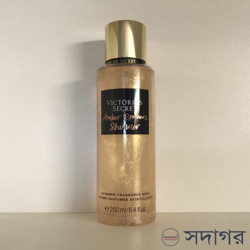 Victoria's Secret Amber Romance Shimmer Body Mist 250ml