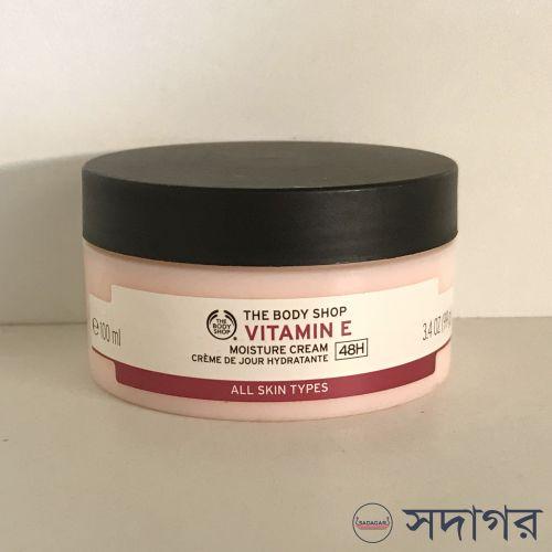 The Body Shop Vitamin E Moisture Cream  50 ml / 100ml