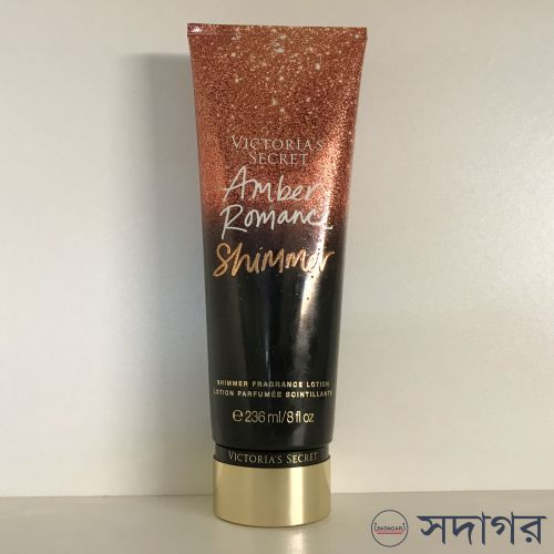 Victoria's Secret Amber Romance Shimmer Fragrance Lotion 236ml