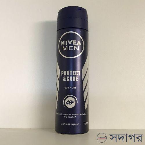 Nivea Men Protect & Care Quick Dry Deodorant 150ml