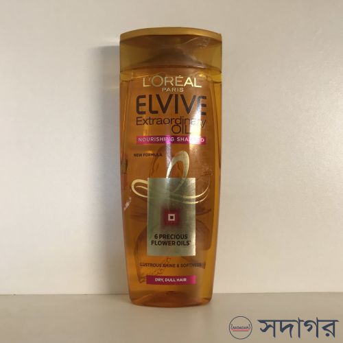 Loreal Paris Elvive Extraordinary 6 Precious Flower Oils Shampoo 250ml
