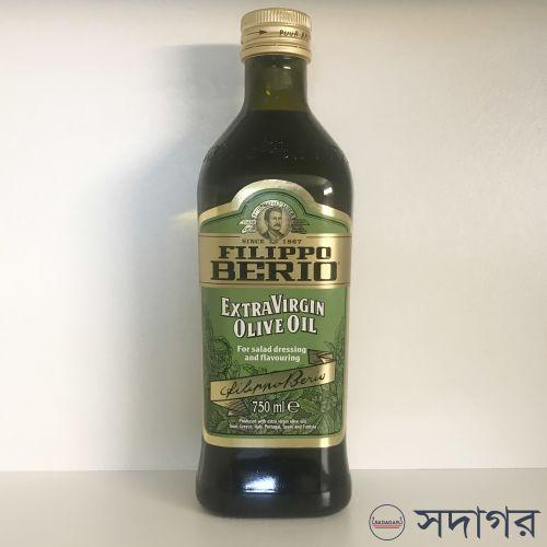 Filippo Berio Extra Virgin Olive Oil 750ml