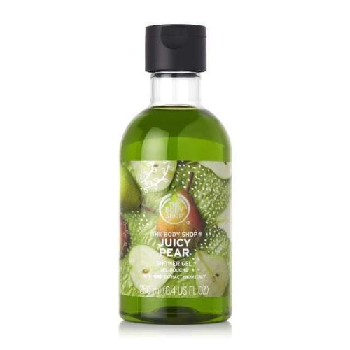 The Body Shop Juicy Pear Shower Gel 250ml