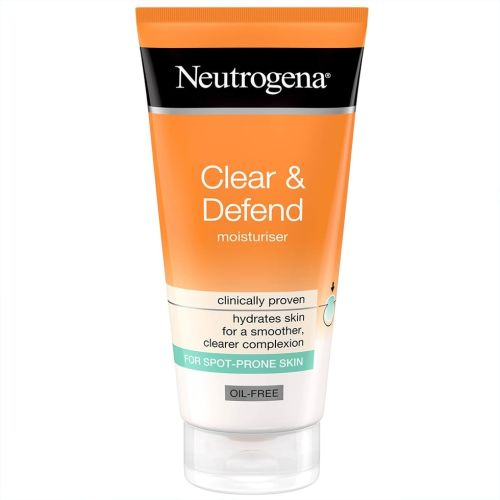 Neutrogena Clear & Defend Moisturiser 50ml