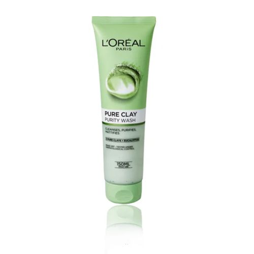 Loreal Pure Clay Purity Wash 150ml