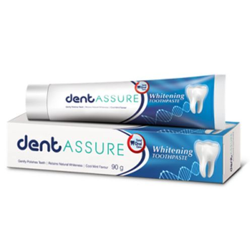 Dentassure whitening tooth paste