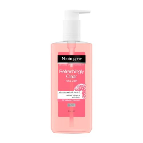 Neutrogena Visibly Clear Pink Grapefruit & vitamin C 150ml