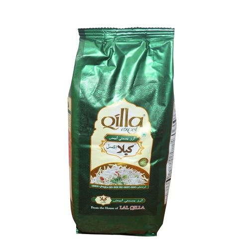 Qilla Excel Basmati Rice-1kg