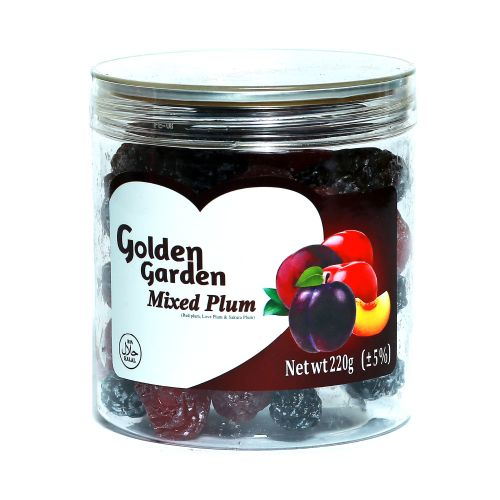 Golden Garden Mixed Plum-200gm