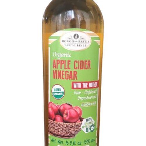 Borgo Della Bastia Apple Cider Vinegar(Organic)-500ml