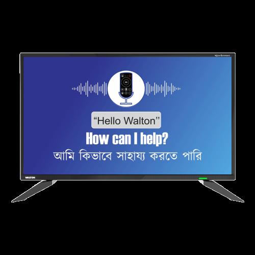 Walton TV WD-EF32V (813mm) VOICE CONTROL SMART LED