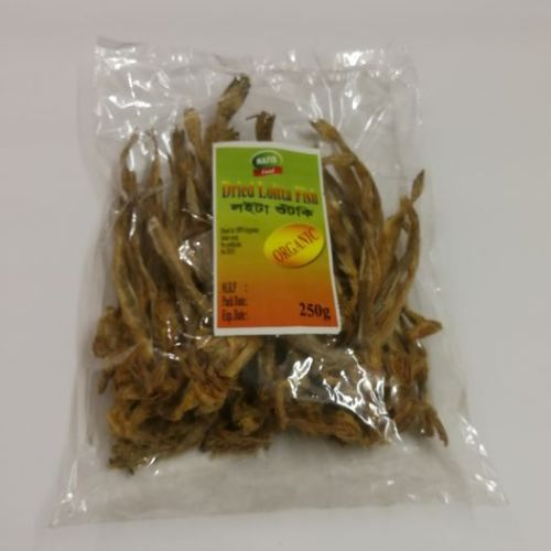 Nafis Food Loitta Shutki (Dried Fish) 100gm / 250gm