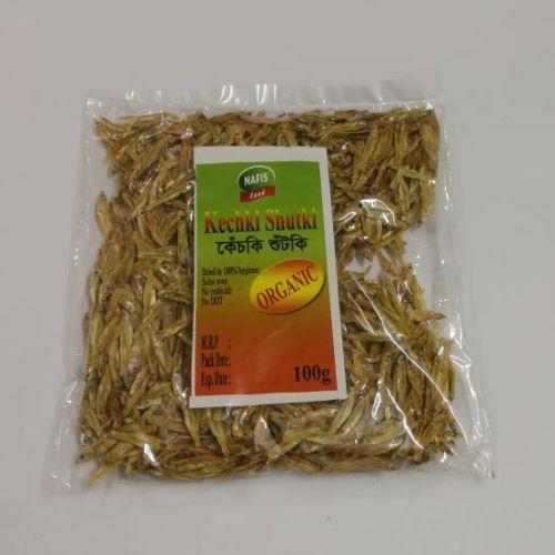 Nafis Food Kechki Shutki (Dried Fish) 100gm