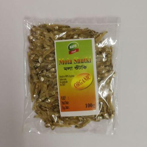 Nafis Food Mola Shutki (Dried Fish) 100gm