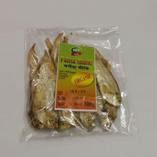 Nafis Food Faissa Shutki (Dried Fish) 100gm