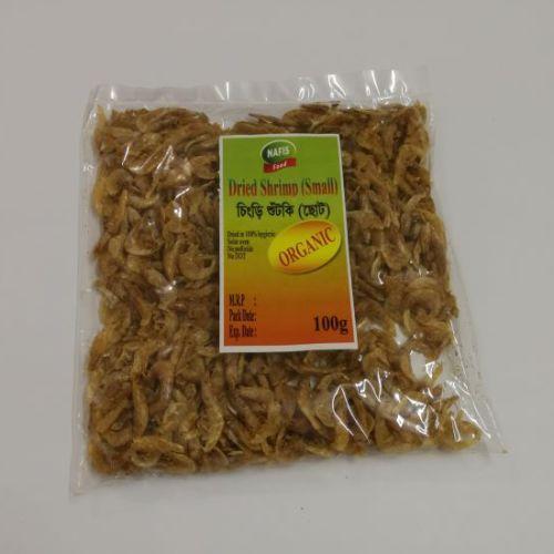 Nafis Food Chingri Shutki (Dried Fish) 100gm