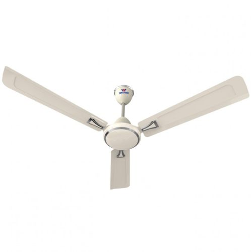 Walton Ceiling Fan WCF5601 WR (Off White) - Without Regulator