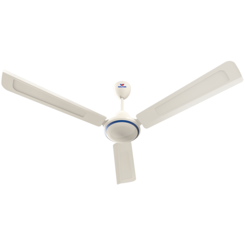 Walton Ceiling Fan WCF5601 EM (Off White) - Without Regulator