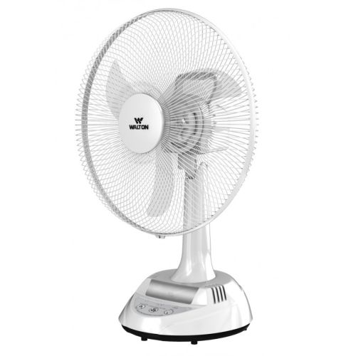 Walton Rechargeable Fan W17OA-AS (Stand-White, Base-White)