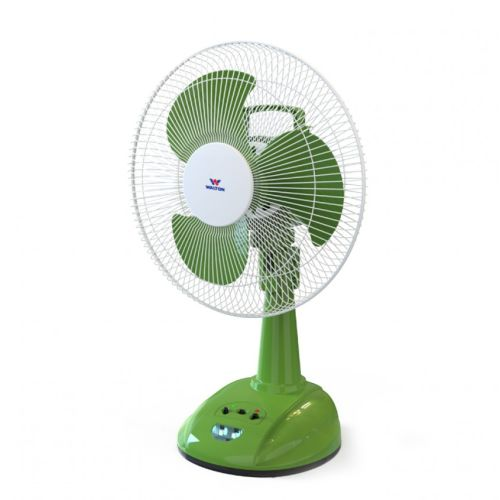 Walton Rechargeable Fan WRTF12A (Green)