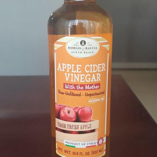 Borgo Della Bastia Apple Cider Vinegar(with mother)-500ml
