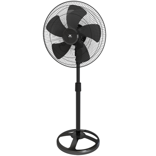 Walton Pedestal Fan WPF24B-PBC (Black)
