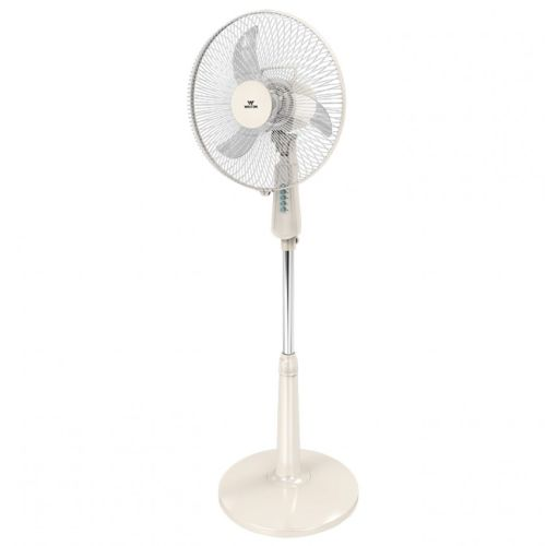 Walton Pedestal Fan  WPF16OA-PBC (Cream White)