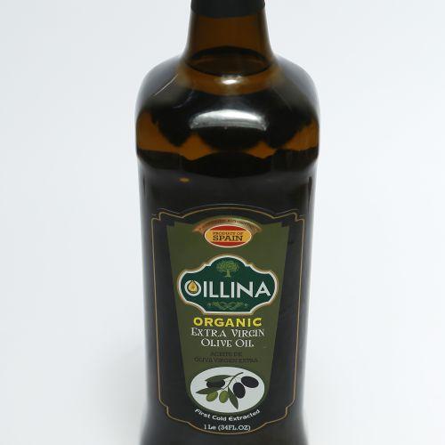 Oillina Organic Extra Virgin Olive Oil-1 Litre