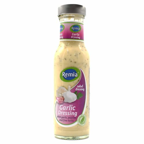 Remia Italian Dressing/ Remia French Dressing/ Remia Salad Cream Dressing/ Remia Caesar Dressing/ Remia Garlic Dressing 250ml