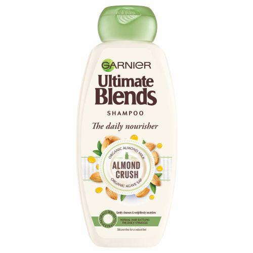 Garnier Ultimate Blends Almond Milk Normal Hair Shampoo 360ml
