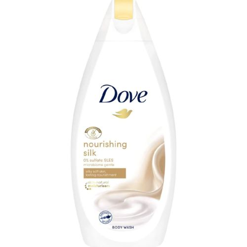 Dove Nourishing Silk Body wash 450ml