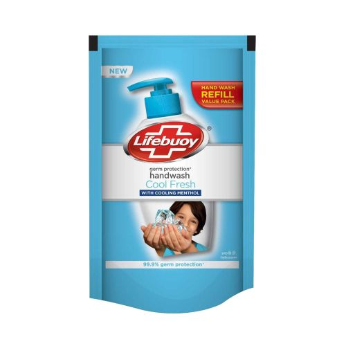 Lifebuoy Handwash Cool Fresh Refill 170ml