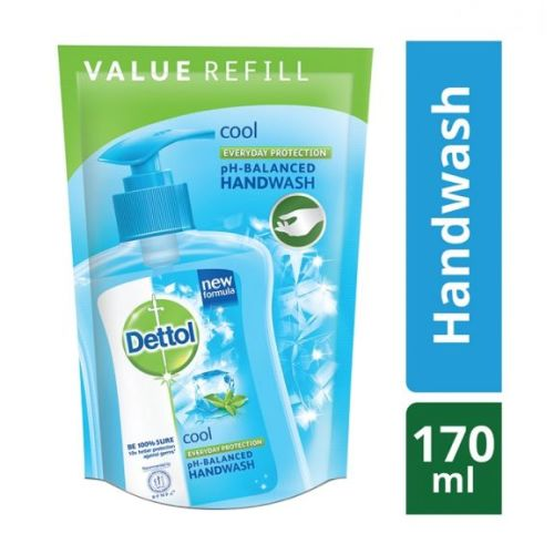 Dettol Handwash Cool  Refill 170ml