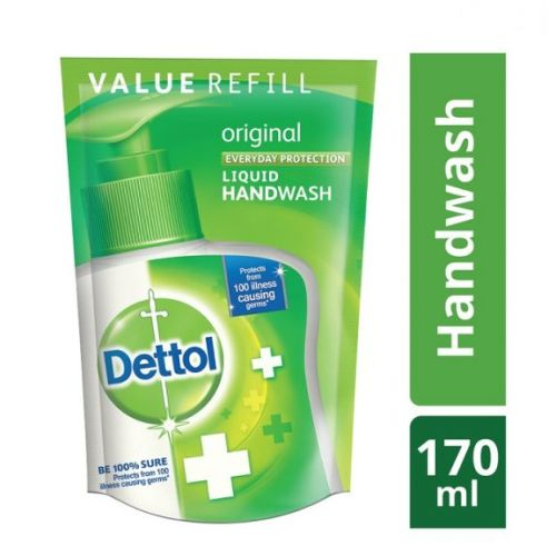 Dettol Handwash Everyday Protection  Refill 170ml