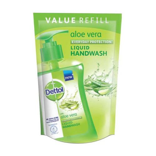 Dettol Handwash Everyday Protection Aloe Vera Refill 170ml